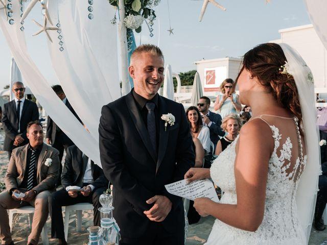 Il matrimonio di Dario e Elisabetta a Gallipoli, Lecce 45