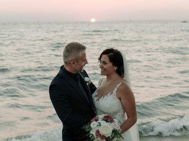 Il matrimonio di Dario e Elisabetta a Gallipoli, Lecce 54