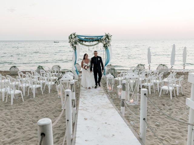Il matrimonio di Dario e Elisabetta a Gallipoli, Lecce 55