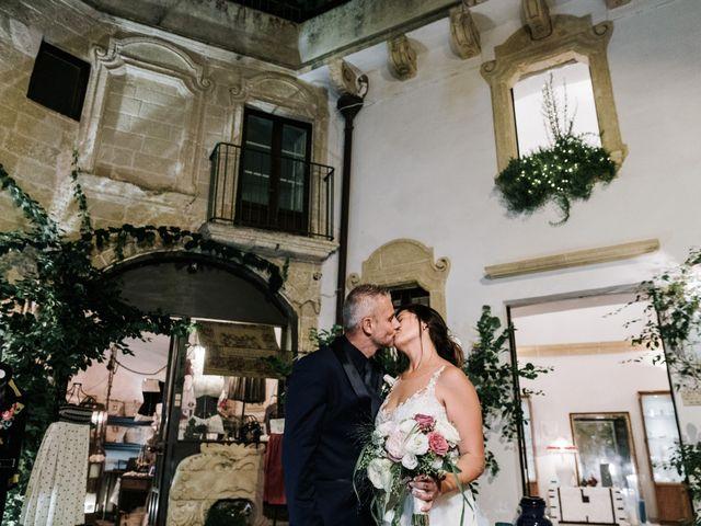 Il matrimonio di Dario e Elisabetta a Gallipoli, Lecce 57