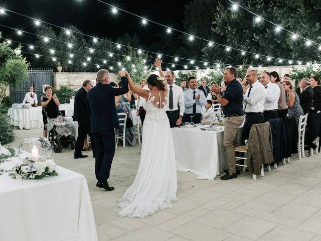 Il matrimonio di Dario e Elisabetta a Gallipoli, Lecce 61