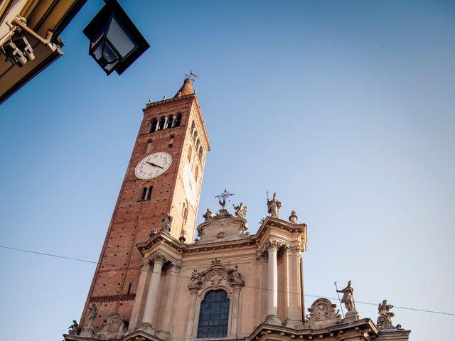 Il matrimonio di Andrea e Francesca a Treviglio, Bergamo 3