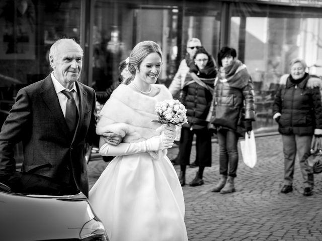 Il matrimonio di Andrea e Francesca a Treviglio, Bergamo 9