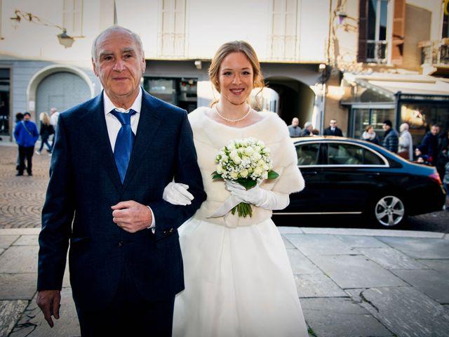 Il matrimonio di Andrea e Francesca a Treviglio, Bergamo 10