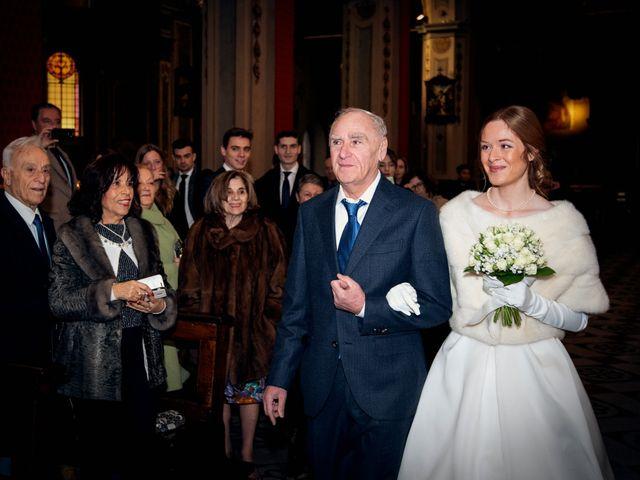 Il matrimonio di Andrea e Francesca a Treviglio, Bergamo 11