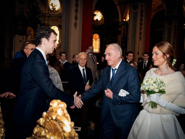 Il matrimonio di Andrea e Francesca a Treviglio, Bergamo 12
