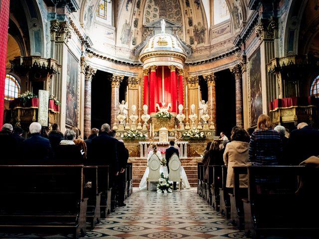 Il matrimonio di Andrea e Francesca a Treviglio, Bergamo 16