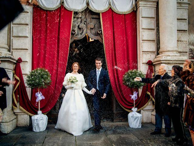 Il matrimonio di Andrea e Francesca a Treviglio, Bergamo 26