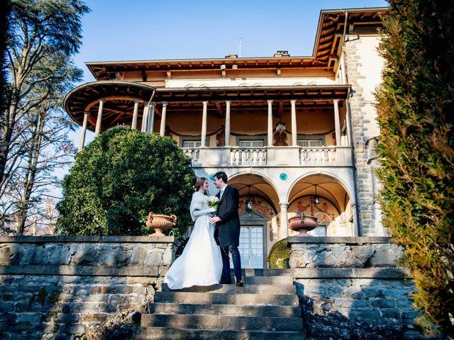 Il matrimonio di Andrea e Francesca a Treviglio, Bergamo 56