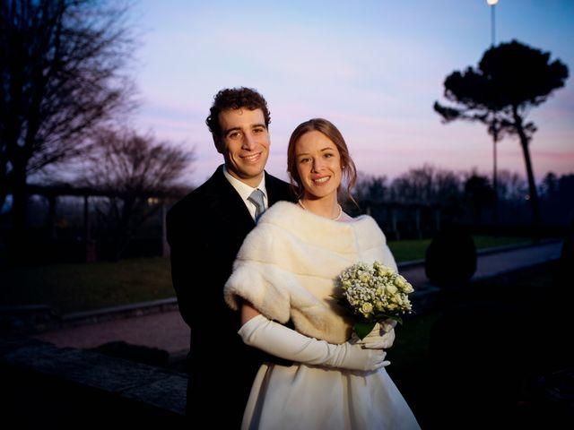 Il matrimonio di Andrea e Francesca a Treviglio, Bergamo 62