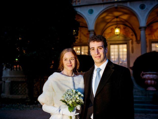 Il matrimonio di Andrea e Francesca a Treviglio, Bergamo 65