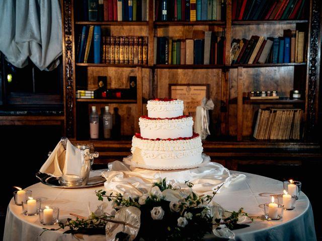 Il matrimonio di Andrea e Francesca a Treviglio, Bergamo 81