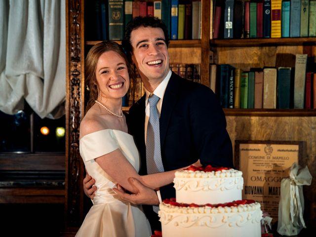 Il matrimonio di Andrea e Francesca a Treviglio, Bergamo 86
