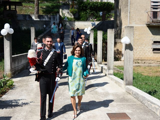Il matrimonio di Pasquale e Silvia a Moiano, Benevento 3