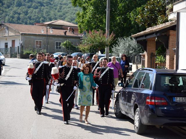 Il matrimonio di Pasquale e Silvia a Moiano, Benevento 4