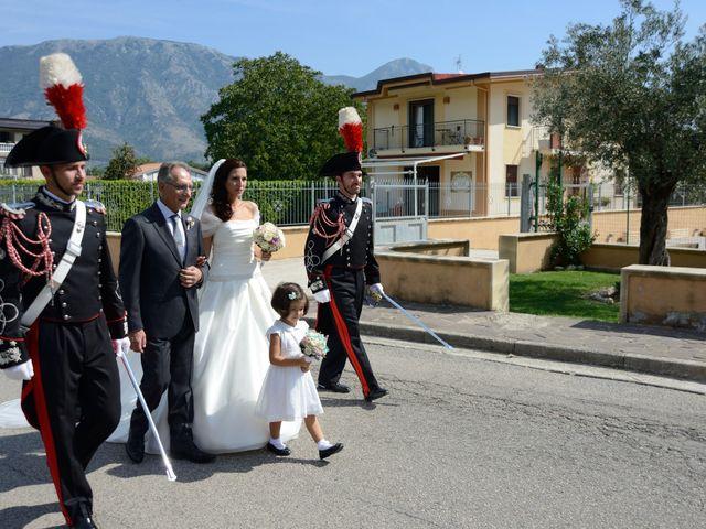 Il matrimonio di Pasquale e Silvia a Moiano, Benevento 6