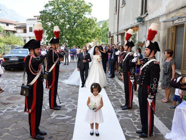 Il matrimonio di Pasquale e Silvia a Moiano, Benevento 7