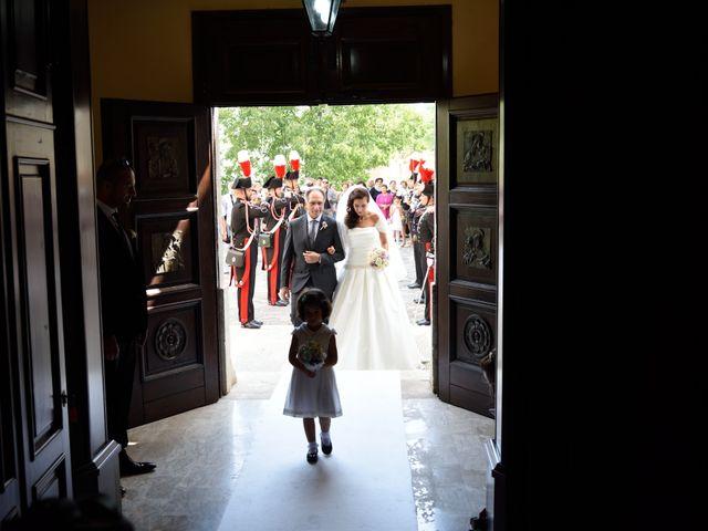 Il matrimonio di Pasquale e Silvia a Moiano, Benevento 8