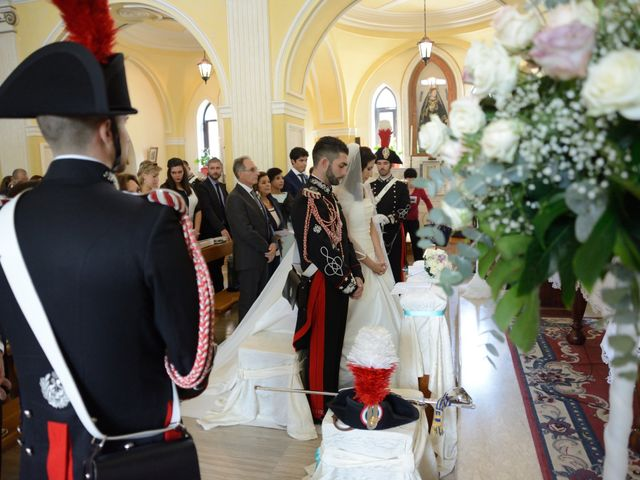 Il matrimonio di Pasquale e Silvia a Moiano, Benevento 9
