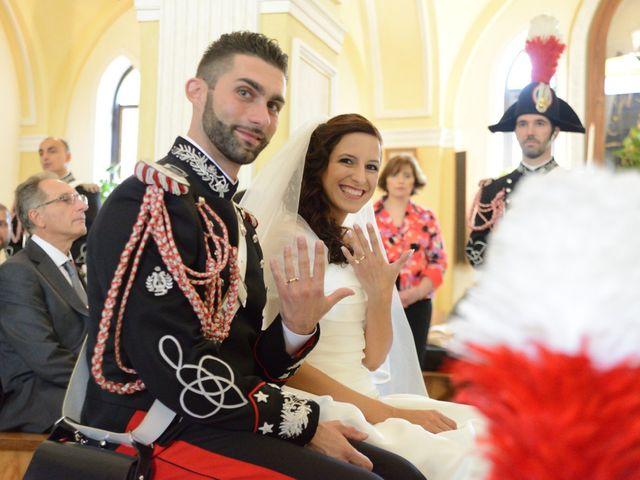 Il matrimonio di Pasquale e Silvia a Moiano, Benevento 11