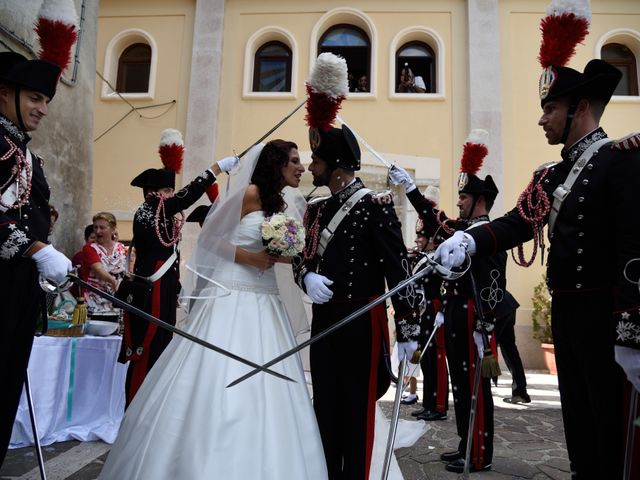 Il matrimonio di Pasquale e Silvia a Moiano, Benevento 13