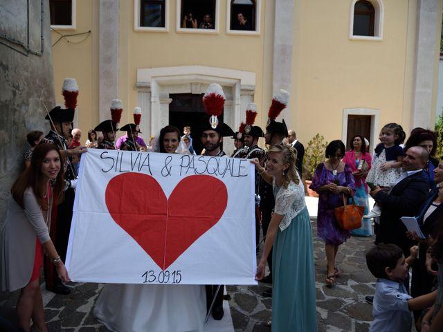 Il matrimonio di Pasquale e Silvia a Moiano, Benevento 15