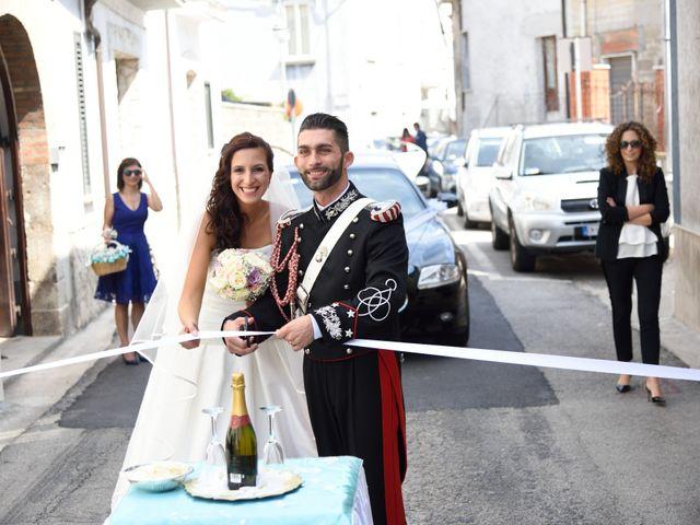 Il matrimonio di Pasquale e Silvia a Moiano, Benevento 16