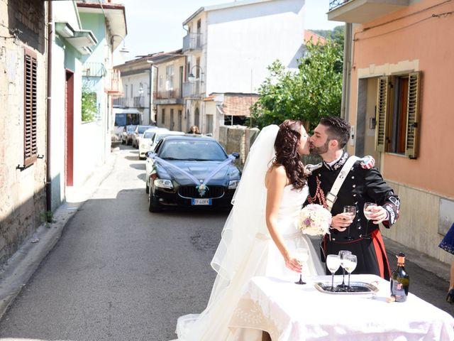Il matrimonio di Pasquale e Silvia a Moiano, Benevento 17