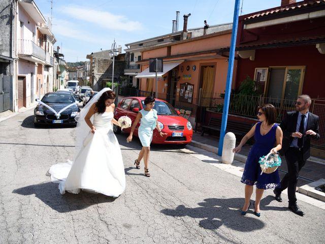 Il matrimonio di Pasquale e Silvia a Moiano, Benevento 18