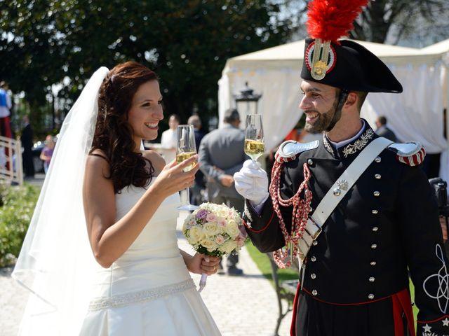 Il matrimonio di Pasquale e Silvia a Moiano, Benevento 20