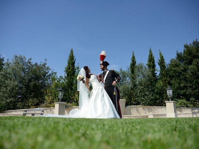 Il matrimonio di Pasquale e Silvia a Moiano, Benevento 22