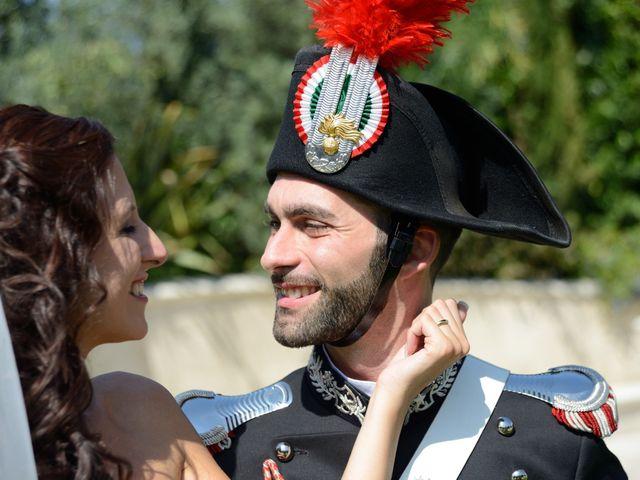 Il matrimonio di Pasquale e Silvia a Moiano, Benevento 23