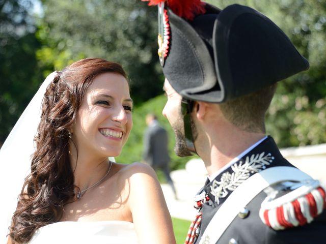 Il matrimonio di Pasquale e Silvia a Moiano, Benevento 24