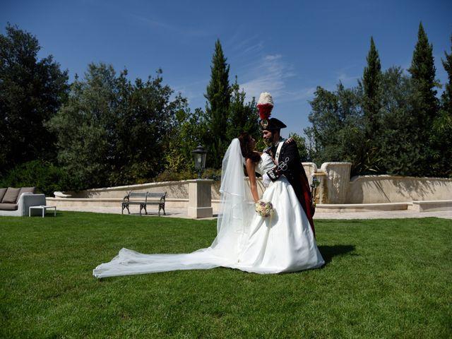 Il matrimonio di Pasquale e Silvia a Moiano, Benevento 25