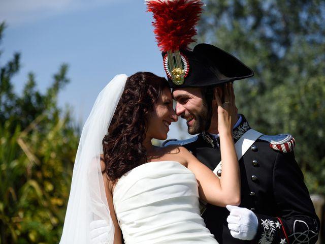 Le nozze di Silvia e Pasquale