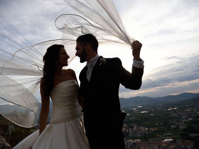 Il matrimonio di Pasquale e Silvia a Moiano, Benevento 30