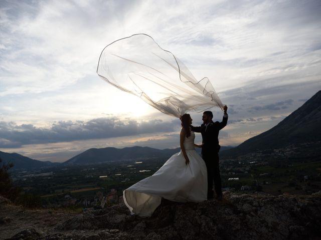 Il matrimonio di Pasquale e Silvia a Moiano, Benevento 31