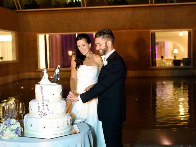Il matrimonio di Pasquale e Silvia a Moiano, Benevento 41