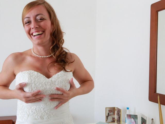 Il matrimonio di Marco e Sonia a Bellusco, Monza e Brianza 17