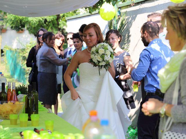 Il matrimonio di Marco e Sonia a Bellusco, Monza e Brianza 24