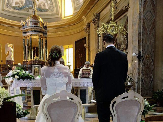 Il matrimonio di Marco e Sonia a Bellusco, Monza e Brianza 29
