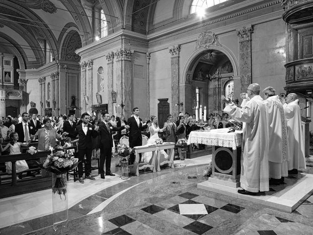 Il matrimonio di Marco e Sonia a Bellusco, Monza e Brianza 31