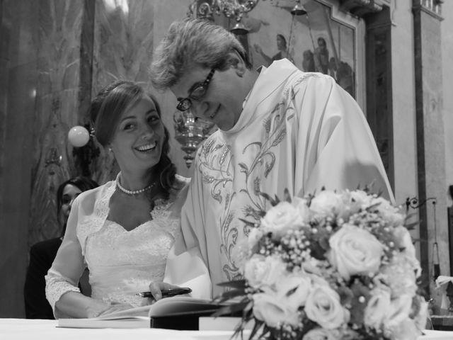 Il matrimonio di Marco e Sonia a Bellusco, Monza e Brianza 37