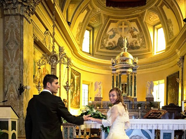 Il matrimonio di Marco e Sonia a Bellusco, Monza e Brianza 38