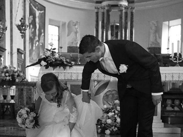 Il matrimonio di Marco e Sonia a Bellusco, Monza e Brianza 39