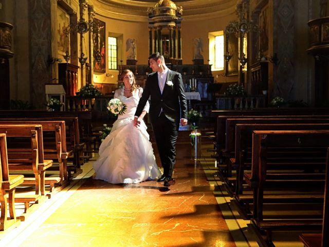 Il matrimonio di Marco e Sonia a Bellusco, Monza e Brianza 40