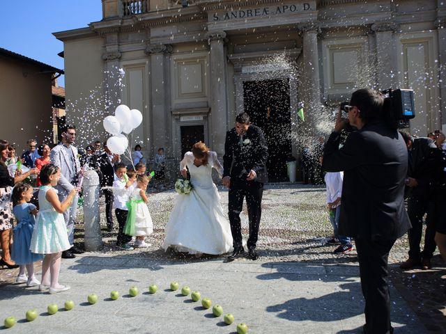 Il matrimonio di Marco e Sonia a Bellusco, Monza e Brianza 43