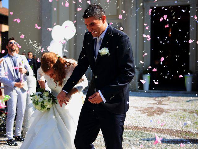 Il matrimonio di Marco e Sonia a Bellusco, Monza e Brianza 44