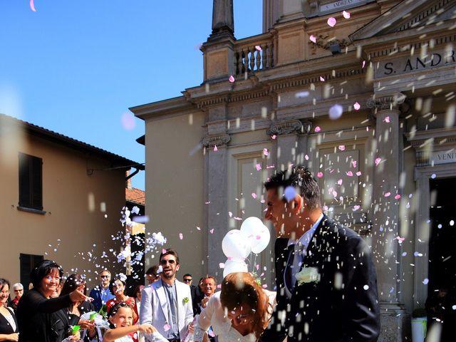 Il matrimonio di Marco e Sonia a Bellusco, Monza e Brianza 45