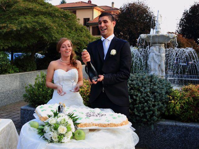 Il matrimonio di Marco e Sonia a Bellusco, Monza e Brianza 98